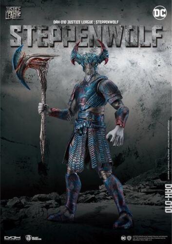 Beast Kingdom JUSTICE LEAGUE dynamique DAH-010 8 VE Steppenwolf figurine