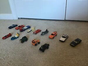 Transformers GOBOTS LOT of 16 from the 1980's G1