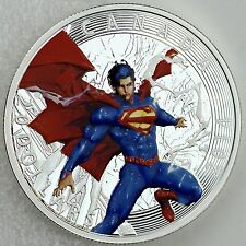 Canada 2014 $20 Iconic Superman Comic Covers Superman Annual #1 2012 1 oz Silver