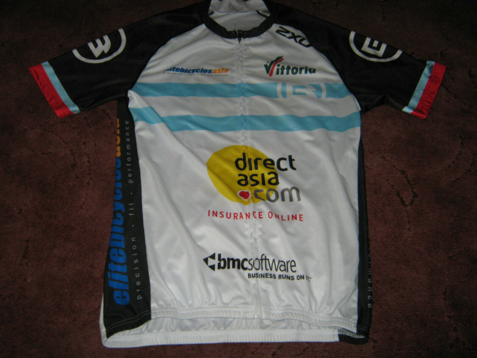 2XU ELITE BICYCLES ASIA CYCLING  JERSEY [XL]  world famous sale online
