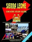 Sierra Leone Country Study Guide by International Business Publications, USA (Paperback / softback, 2002)