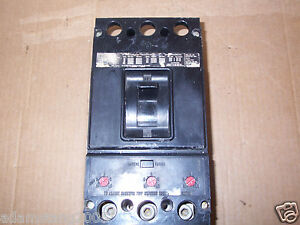 westinghouse ka ka3225f 3 pole 150 amp trip circuit breaker faded label ebay. Black Bedroom Furniture Sets. Home Design Ideas