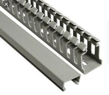 Monoprice Open Slot Wiring Raceway Duct with Cover 6 Feet Long