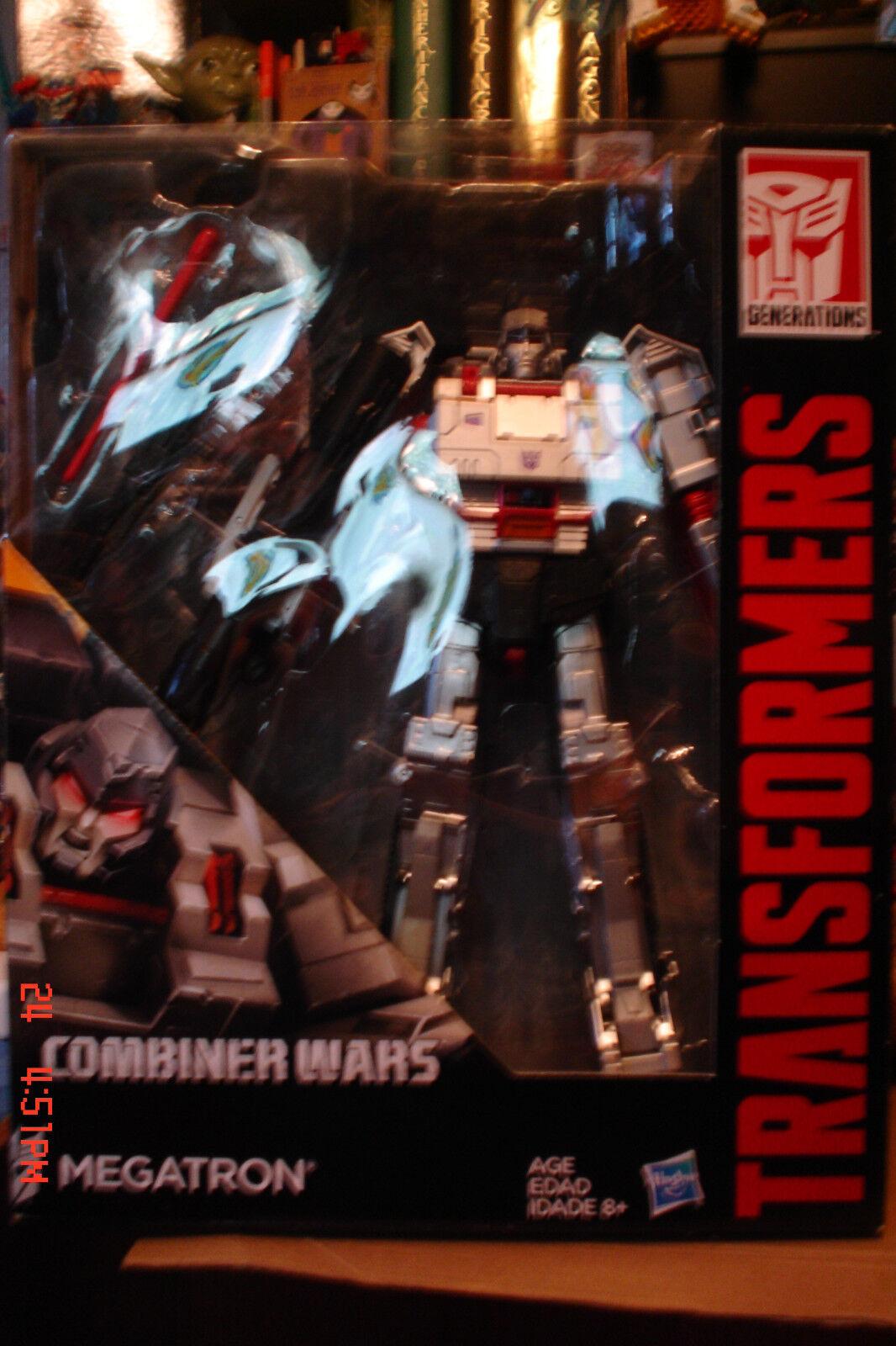 Transformers Combiner Wars Leader Class Megatron