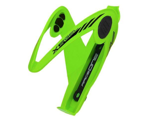 Raceone X5 Flaschenhalter Gel Neongrün Trinkflaschenhalter bruchsicher