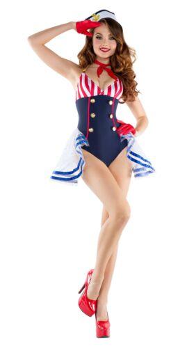 Starline Women/'s Skimpy Sailor Costume