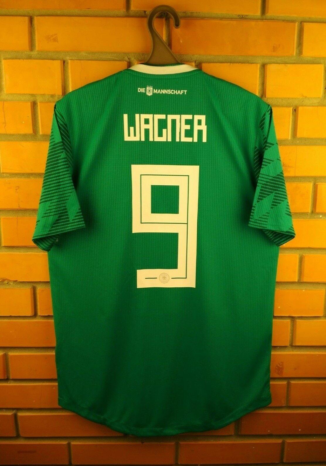 Wagner Germany authentic jersey medium 2019 shirt BR3143 soccer football Adidas