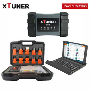 XTuner-T1-Heavy-Duty-Truck-Wireless-Diagnostic-Scan-Tool-for-Windows-with-Tablet