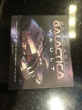 Battlestar Galactica Vault by Paul Ruditis (2015, Hardcover)