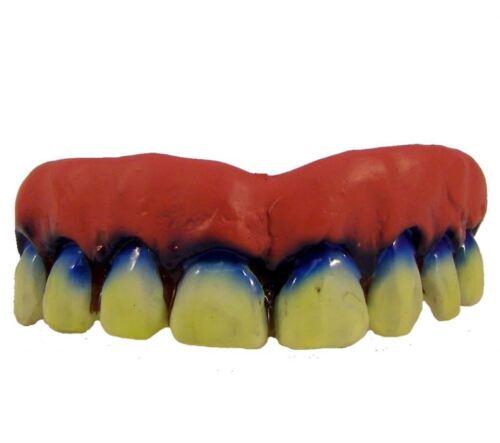 Billy Bob Clown Teeth Novelty Fake Costume