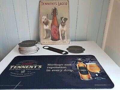 TENNENT/'S SUPER Pub Beer BAR TOWEL