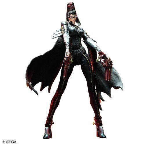 Square Enix Bayonetta Play Arts Kai Bayonetta Figure nouvelle  du Japon  distribution globale