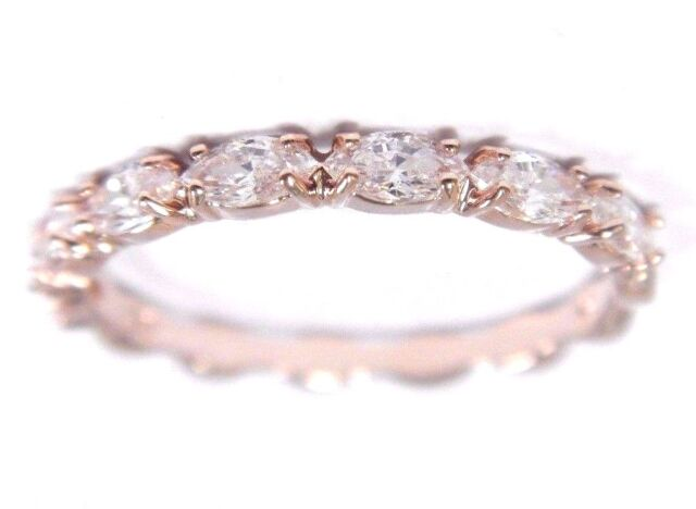 4925ce7ae7132 Vittore Marquise Ring Size 7 EUR 55 Rose Gold 2017 Swarovski Jewelry 5351769