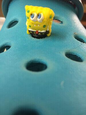 2 Mr Krabbs Shoe Charms Free UK P/&P SpongeBob SquarePants
