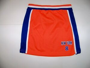 8-New-York-Kids-Girls-Basketball-Skirt-Size-MEDIUM
