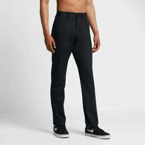 Nike-SB-Icon-Chino-039-s-Sz-36-836714-010-Black