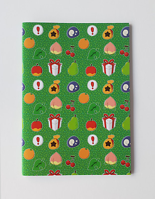 Animal Crossing - A5 blank page notebook | eBay