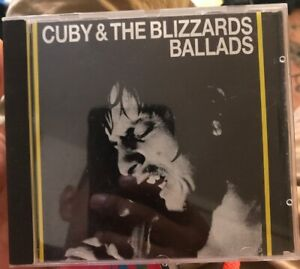 Cuby-amp-The-Blizzards-Cd-Ballads-Cdls-8801-Universe-Productions-1988