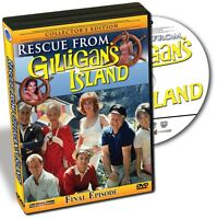 Gilligan's Island Final Episode, Rescue From Gilligan's Island Dvd