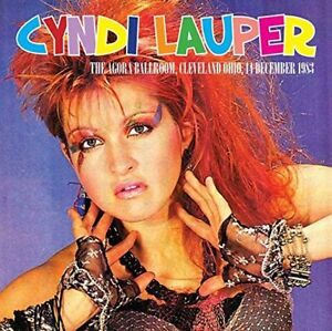 Cyndi-Lauper-The-Agora-Ballroom-Cleveland-14-December-1983-2015-CD-NEW