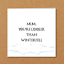 Game of Thrones Mothers Card Cool Winterfell amusing humorous fun happy Mum