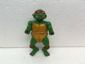 1988-Teenage-Mutant-Ninja-Turtles-TMNT-Raphael-Action-Figure-MISSING-ARMS