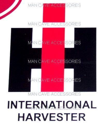 Vintage INTERNATIONAL HARVESTER Vinyl Decal Sticker 4186
