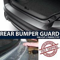 Rear Bumper Paint Protection Clear Bra Film For 2012-2014 Ford Focus