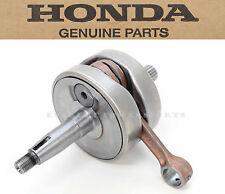 New Genuine Honda Crankshaft 1990-2004 CR125R OEM Crank Connector Rod #T18
