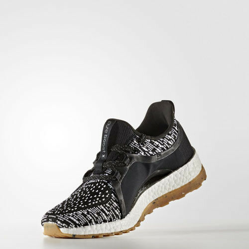 Women Adidas shoes BY2691 Pureboost X ATR Running shoes Adidas black sneakers 5cffb5