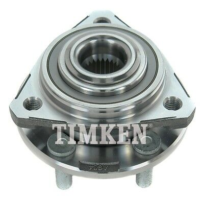 Wheel Bearing and Hub Assembly Front Quality-Built WH513138