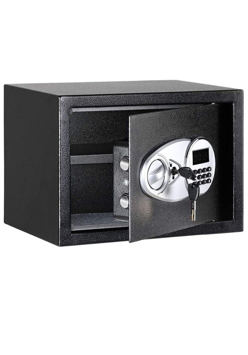 Basics Security Safe 0.5-Cubic Feet