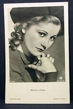 Gisela Uhlen - Actor Movie Photo - Film Autogramm-Karte AK (Lot-G-6380
