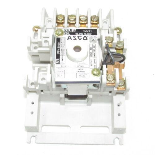 ASCO Eaton Lighting Contactor 917 42031 91742031