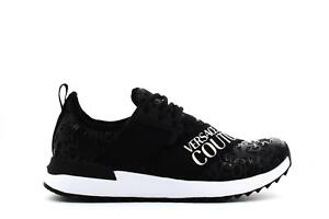 Dettagli su Versace Jeans Couture scarpe donna sneakers basse E0VUBSG5  71211 M57 A19