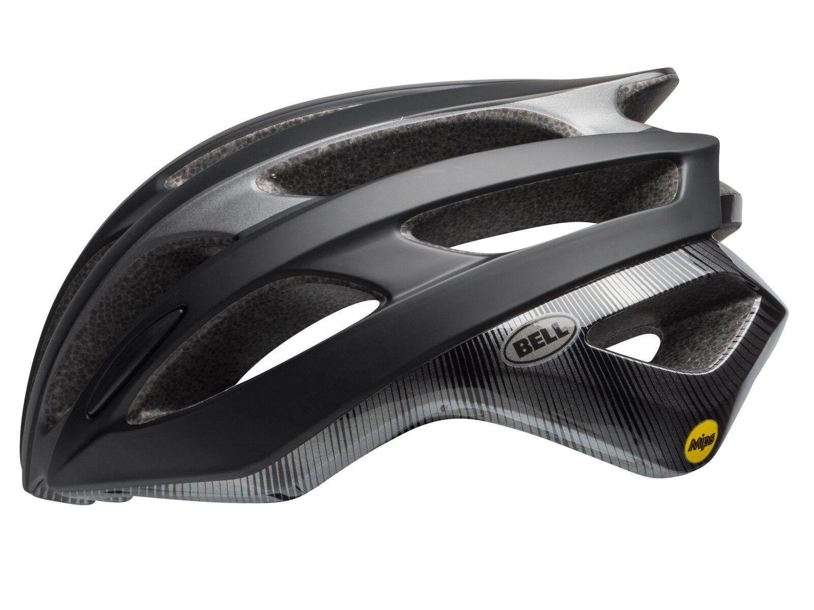 Bell Falcon MIPS bicicleta bicicleta casco negro 2019