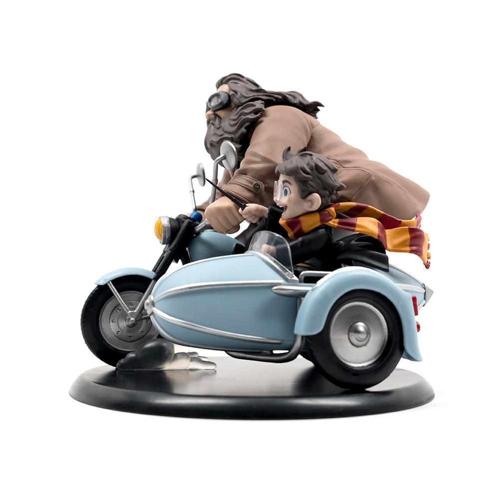 Harry Harry Harry Potter e Rubeus Hagrid Q-Fig Max cifra Numberosso 62fb1c
