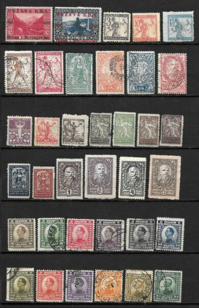 2019 DernièRe Conception Yougoslavie - Jugoslavija - Collection Depuis 1918 - 290 Timbres Les Produits Sont Vendus Sans Limitations