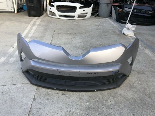 TO1041112 Front Center Bumper Cover Support Fits 2018-2019 Toyota CHR