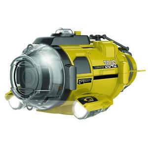 Remote control submarine with camera toy webcam