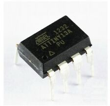 10PCS ATTINY13A-PU ATTINY13A DIP8 IC MCU AVR 1K FLASH 20MHZ NEW