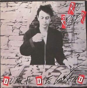 Rio-Reiser-Durch-die-Wand-Columbia-Vinyl-LP-Schallplatte-OIS-Germany-1991