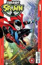 SPAWN 1 25th ANNIVERSARY DIRECTORS CUT C TODD McFARLANE VARIANT ULTIMATE HOMAGE