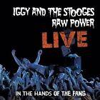 Raw Power: Live by Iggy & the Stooges (Vinyl, Apr-2011, Wienerworld)