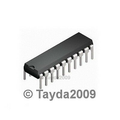 2Pcs ADC0804 ADC0804LCN Cmos 8-Bit Analog To Digital A//D Converter of