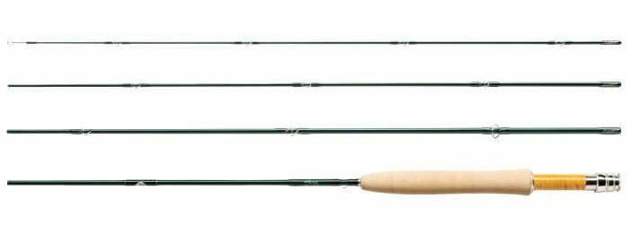 NEW 2018 WINSTON PURE 9' FOOT    5 WEIGHT 4 PIECE FLY ROD FREE SHIPPING b1a616