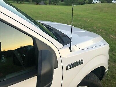 "6 3//4/"" SHORT ANTENNA MAST RADIO AM//FM FORD F-150 F150 F 150 1980-2008 BRAND NEW"