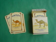 CAMEL RJR 1981  - jeu de cartes - playing card - kartenspiel