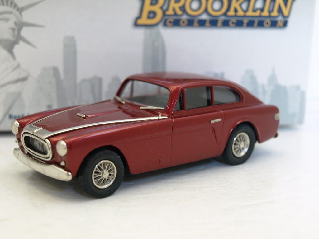 Brooklin Brooklin Brooklin BRK.128 1952 Cunningham C3 Continental Coupe. 2ffb14