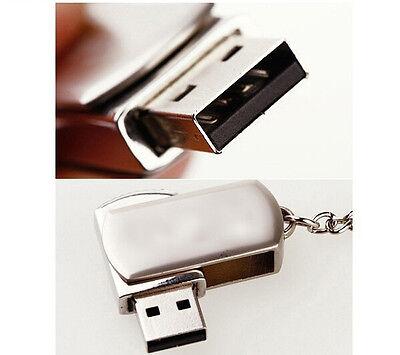 New metal swivel 4-32GB usb 2.0 memory stick flash pen drive